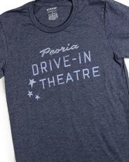 8f0893f3 Hunts T-shirt · Peoria Drive-in T-shrit ...
